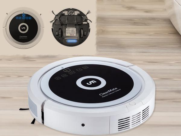 Robotický vysávač CleanMate QQ6 bez kefy